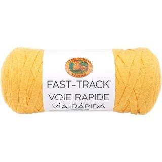 Fast Track Yarn-Taxi Cab Yellow - Taxi Cab Yellow