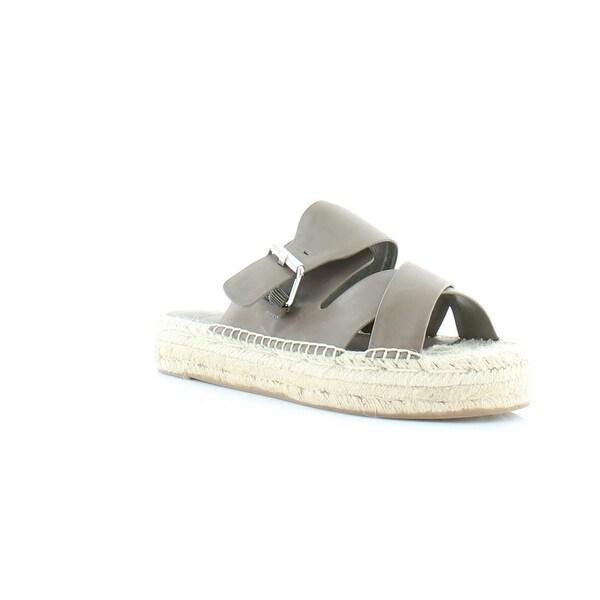 Marc Fisher Venita Women's Sandals & Flip Flops Chocolate - 9