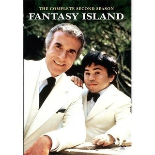Fantasy Island - The Complete Second Season (1977 Series) DVD Movie