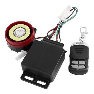 Unique BargainsDC 12V Motorcycle Anti-theft Alarm System Immobiliser Remote Engine Start Set