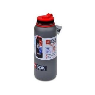 Smartplanet NDKA40GY Nedicker Delux Vacuum Tumbler, Grey