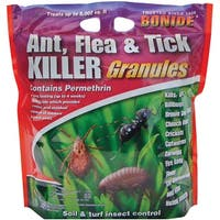 Bonide 60613 Ant / Flea & Tick Killer Granules, 10 lbs