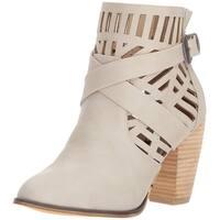 Michael Antonio Womens Jammy Closed Toe Ankle Fashion Boots