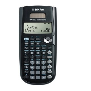 Texas Instruments 36Pro/Tbl/1L1/A Ti 36X Pro Scientific Calculator