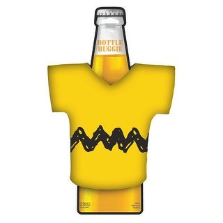 Peanuts Charlie Brown T-Shirt Bottle Cooler - Multi