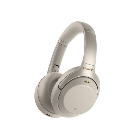 Sony Noise Cancelling Headphones WH1000XM3: Wireless Bluetooth Over