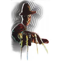 Nightmare on Elm Street Freddy Wall Grabber Scratcher Decoration