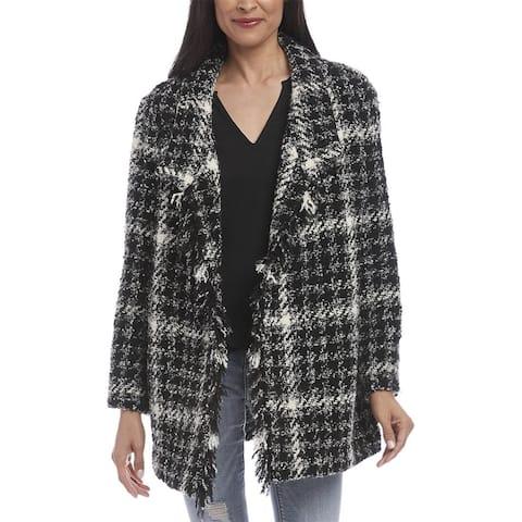 Karen Kane Wool-Blend Coat