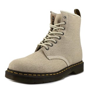 Dr. Martens Air Wair 1460 Originals   Round Toe Leather  Ankle Boot