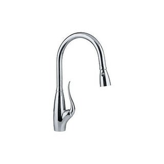 Franke FF24 2400 Pullout Spray High Arch Kitchen Faucet