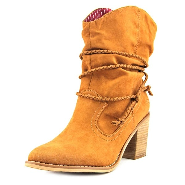 Rocket Dog Deputy Coast Women Cinnamon Boots