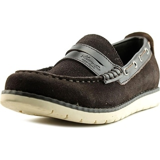 Kenneth Cole NY Flexy Penny 2 Moc Toe Leather Loafer