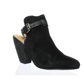 Corso Como Womens Stowe Black Ankle Boots Size 9.5
