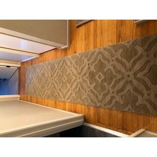 Hand-Loomed Ledo Wool Rug
