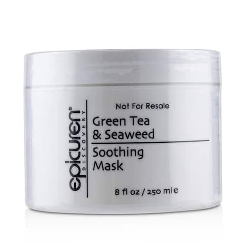 Epicuren Green Tea & Seaweed Soothing Mask (Salon Size) 250Ml/8Oz