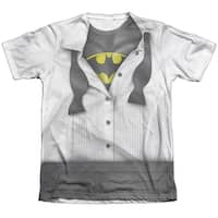 Batman I'M Batman Mens Sublimation Shirt