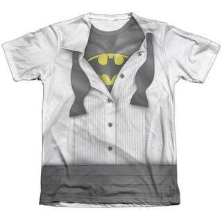 Batman I'M Batman Mens Sublimation Shirt