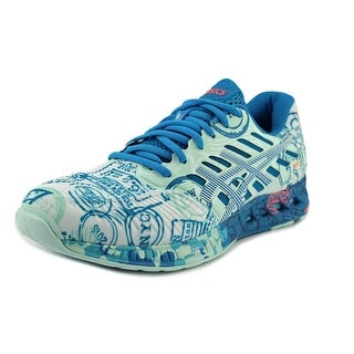 Asics FuzeX Women  Round Toe Synthetic Blue Sneakers