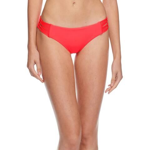Body Glove Women's Swimwear Ruby Red Size Small S Diva Bikini Bottom