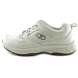 Propet Womens Eden Leather Signature Walking Shoes