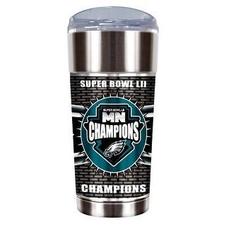Philadelphia Eagles Super Bowl LII Champions 24oz. Vacuum-Insulated Tumbler