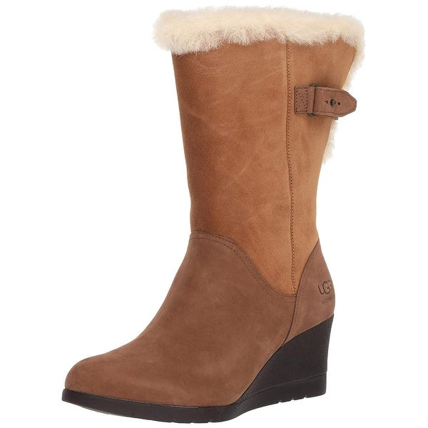 a28c2b06c410 Shop UGG Women s Edelina Winter Boot - Free Shipping Today ...