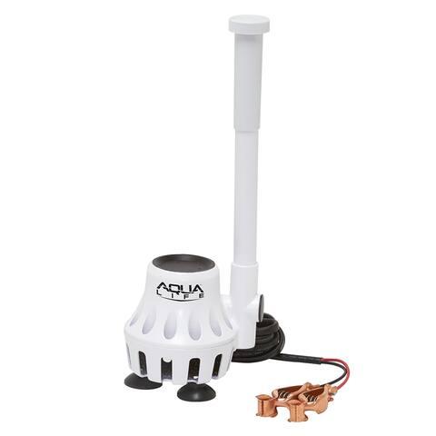 Frabill tower pump system 12 volt dc
