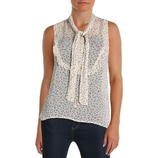 Denim & Supply Ralph Lauren Womens Casual Top Chiffon Printed (4 options available)