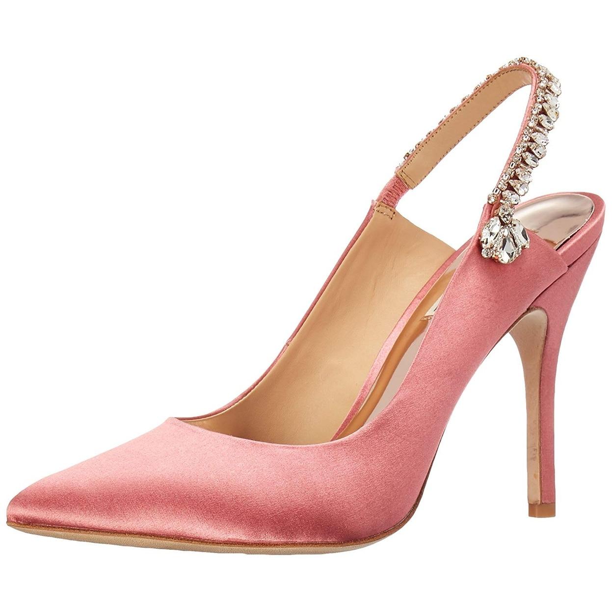 cc92f959149 Buy Pink Badgley Mischka Women s Heels Online at Overstock