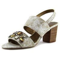 Tahari Womens allie Open Toe Casual Ankle Strap Sandals