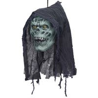 Rotten Poly Foam Hanging Head Halloween Decoration