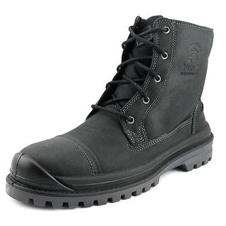 Kamik Griffon    Round Toe Leather  Snow Boot