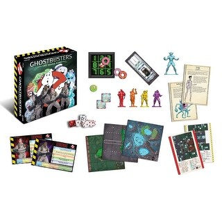 Ghostbusters: The Board Game - multi