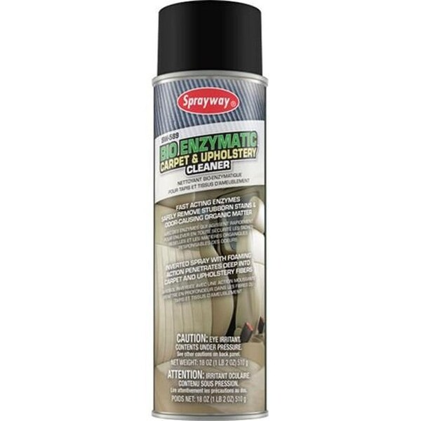 Shop Sprayway Spr 589 Bio Enzymatic Carpet Upholstery Cleaner
