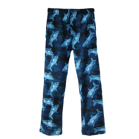 Boyz Club Boy's Coral Fleece Lounge Pajama Pants
