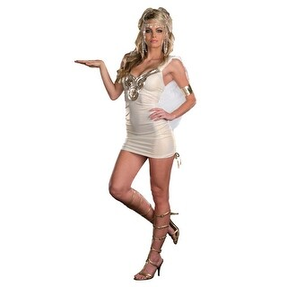 Dreamgirl Touched by Venus Adult Costume - White