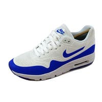 Nike Women's Air Max 1 Ultra Moire Summit White/Racer Blue-White 704995-100