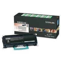 """Lexmark X463X11G Lexmark Extra High Yield Return Program Black Toner Cartridge - Black - Laser - 15000 Page - 1 Each"""