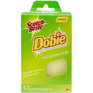 Scotch-Brite Dobie All-Purpose Cleaning Pad 3/Pkg-