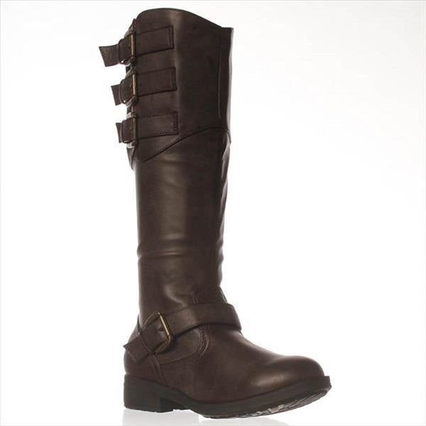 JFab Hellene Riding Boots - Taupe