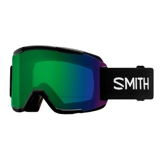 Smith Optics Goggles Adult Squad Cylindrical Series TLT Optics