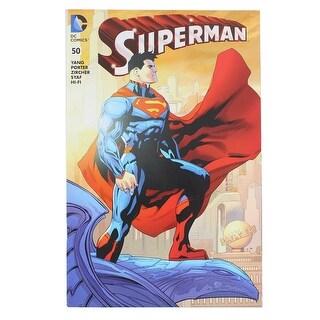 DC Comics Superman #50 (Comic Con Box Exclusive Cover) - multi