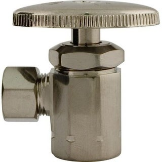 Monogram Brass MB-SVLV-200 Decorative Standard Water Supply Angle Stop