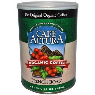 Cafe Altura - French Roast Ground Coffee ( 6 - 12 OZ)