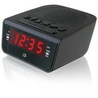 GPX C224B Dual Alarm Clock Radio