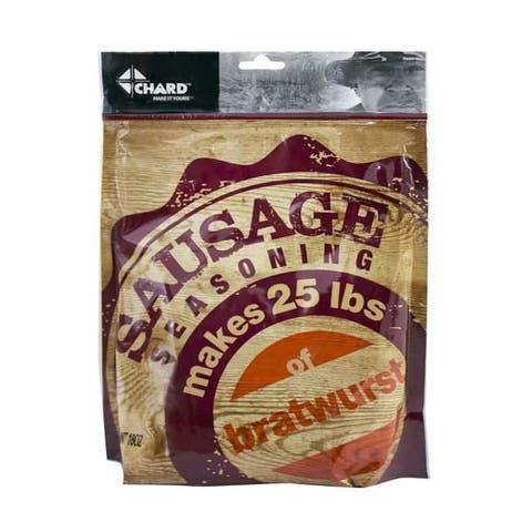 Chard BSS-25C Bratwurst Sausage Seasoning