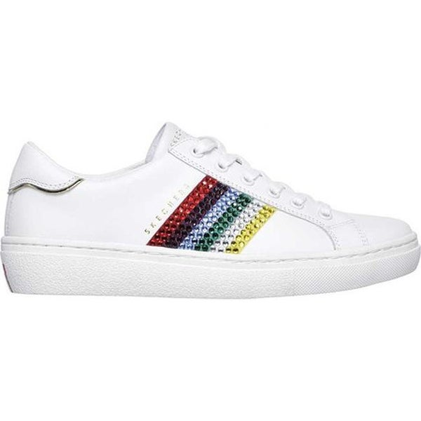 Goldie Rainbow Rockers Sneaker White