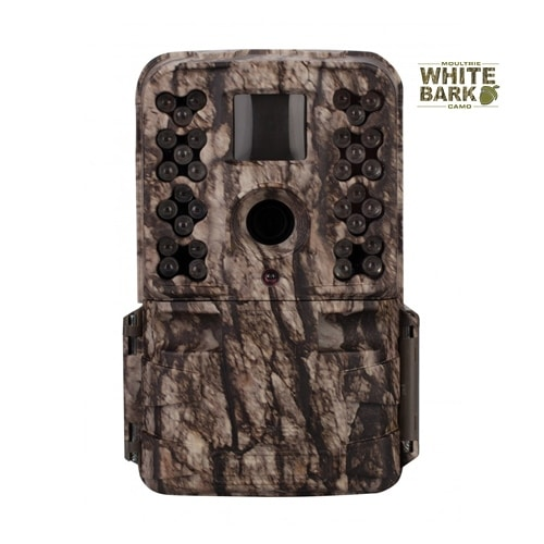 Moultrie MCG-13271 M-50 Game Camera with Long Range Infrared 32 LED Flash & Flash Range 100'