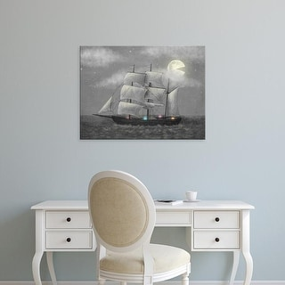 Easy Art Prints Terry Fan's 'Ghost Ship' Premium Canvas Art