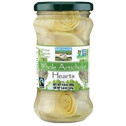More Than Fair Whole Artichoke Heart - Case of 6 - 9.8 oz.